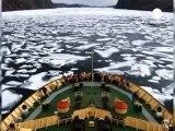 Arctique- Immense trou dans la couche d'ozone