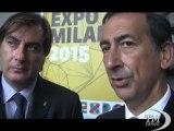 """Expo 2015 fa tappa a Palermo, Sala: Sicilia non sia impreparata. Allestita in città la mostra """"Verso Expo Milano 2015"""""""