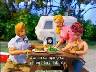 [adult swim] : Robot Chicken - Barbie contre Jasmine