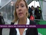 Le syndicat des maisons de retraite privées commerciales (Synerpa) valorise les métiers du grand âge sur le salon Paris Pour l'Emploi