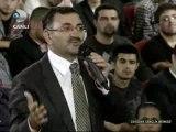 Abbas Güçlü İle Genç Bakış Gençlik Merkezi'nde..
