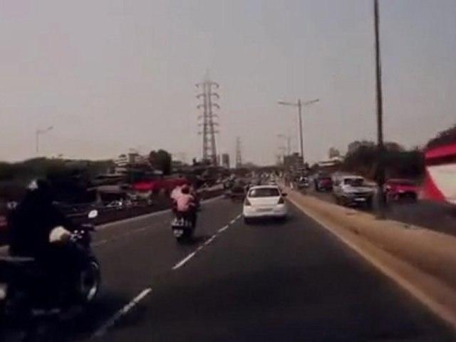 Mumbai western Express Highway