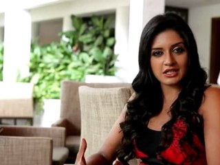 Vimala Raman - About my first Hollywood project