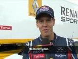Sebastian Vettel, Formula 1 world champion