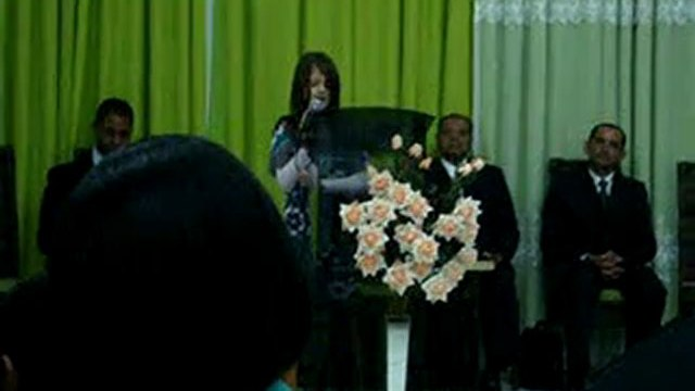 Meu batismo...Gabriela nunes