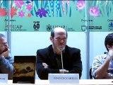 Presentación del Libro CECCARELLI en la 31 Feria del Libro Ricardo Palma