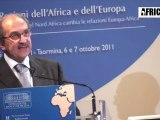 Forum Africa 2011: Giovanni Puglisi - discorso conclusivo