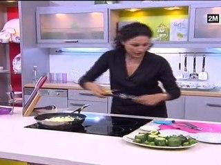 Choumicha Recettes - Tajines de poulet aux Courgettes