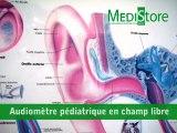 Audiomètre pédiatrique PA5 Interacoustics chez Médistore