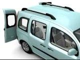 Renault Kangoo TPMR - Transport de personnes à mobilité réduite