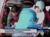 Brote de sarampión en Ecuador