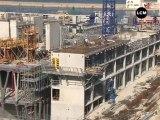 Accident sur le chantier du Mucem (Marseille)