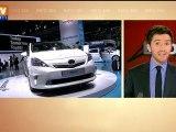 Automobile: le gouvernement présente le durcissement du bonus-malus