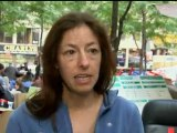 OCCUPY WALL STREET: Protesters have their say