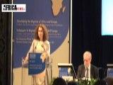Forum Africa 2011: discorso di Luisa Todini