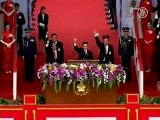 Taiwan President Ma Speaks of Strong Military on October 10th Anniversary
