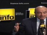 Alain Juppé, ministre des affaires étrangères