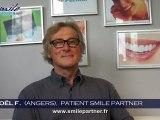 Vidéo Témoignage Mes implants dentaires en Espagne (2/3) | Smile Partner