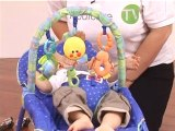 Fisher Price Link a Doo Bouncer Product Features - Kiddicare