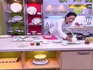 Tarte salée choumicha 2012 au fromage fruit légumes