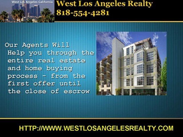 West Los Angeles Realty – Homes for Sale – West Los Angeles