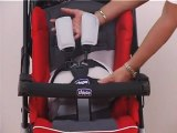 Chicco For Me Stroller and Chicco Auto-Fix Plus Car Seat Travel System Product Features - Kiddicare