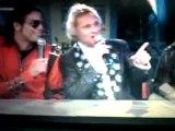 sosie michael Jackson, sosie de claude françois et sosie de johnny hallyday à la réunion