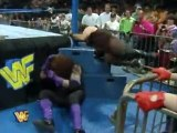 027. The Undertaker vs. Mankind (In Your House 11 1996, Buried Alive match)