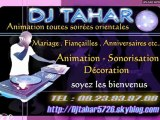 djtahar5726-animation-live-dj oriental dj occidental dj algerien dj marocain dj tunisien dj mixte animateur