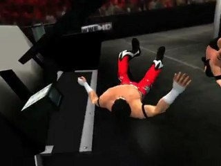 The Next Big Thing is back de WWE 12