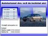 Inchirieri auto - Rent a car Romania