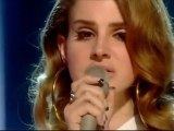 Lana Del Rey - Video Games @ Later with Jools Holland