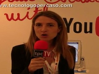 IAB Forum 2011 intervista a Francesca Mortari - YouTube
