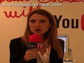 IAB Forum 2011 intervista a Francesca Mortari - YouTube