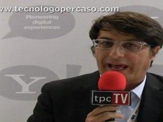 IAB Forum 2011 intervista a Lorenzo Montagna - Yahoo!
