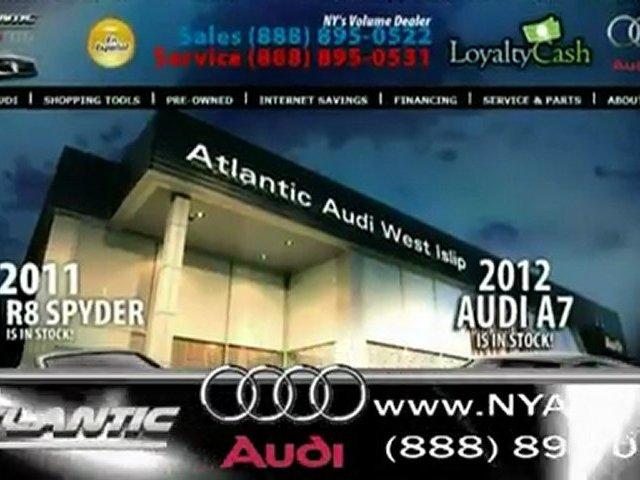 Audi A5 NY from Atlantic Audi