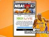 Get Free NBA 2K12 Classic NBA Teams DLC - Xbox 360 And PS3 Tutorial