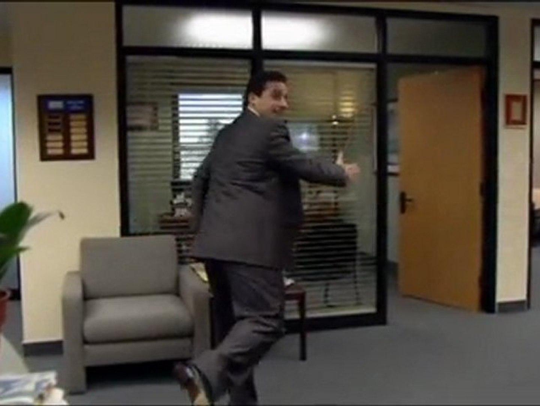 The Office Six Million Dollar Man