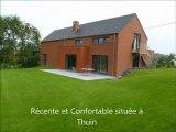 Maison Hainaut  immobilier | hainaut vente d'une maison Thuin | code postal 6531