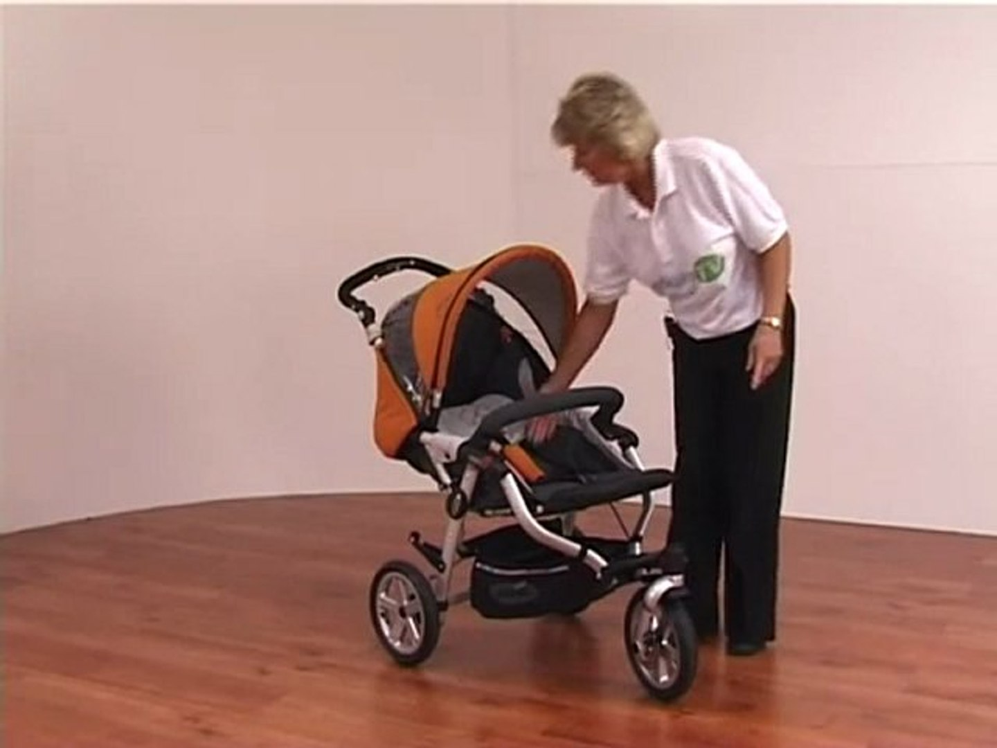 Jane slalom pro travel system car seat with removable hood that.