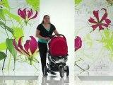 Jane Slalom Pro Matrix Travel System including pack 8 Matrix Car Seat Active J01 - Kiddicare