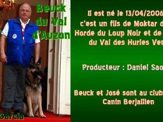 Beuck du Val d'Auzon - Championnat de France de Campagne