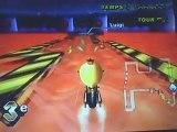 Mario Kart Wii, 5 courses avec King Boo, pour presque 20 minutes! (1ere course!)