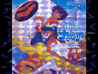 TVアニメ「ふしぎの海のナディア」OP主題歌「ブルーウォーター」を歌う