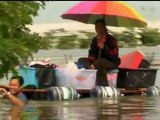 THAI FLOODS: Worst flooding for 50 years