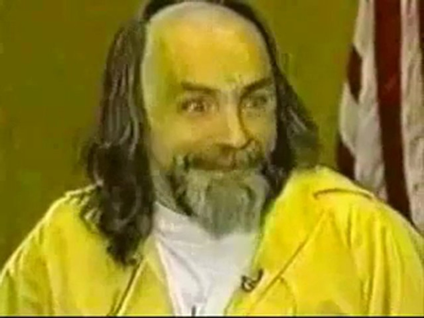 Peter Psycho Ehlers starring in Charles Manson Goes Insane.