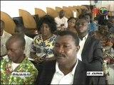 Session de renforcement des capacités des associations professionnelles des artisans