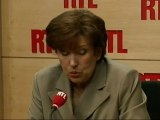 """""""RTL 2012"""" accueille Roselyne Bachelot"""