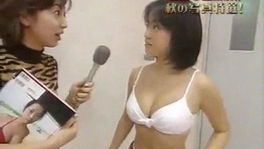 15歳の頃の小向美奈子