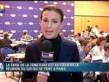 La crise de la zone euro au cœur de la réunion du G20